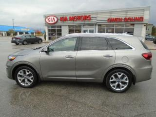 Used 2019 Kia Sorento SX - DEMO for sale in Owen Sound, ON