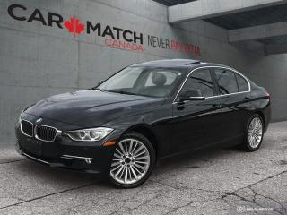 Used 2014 BMW 3 Series 328i xDrive / LUXURY / NO ACCIDENTS for sale in Cambridge, ON