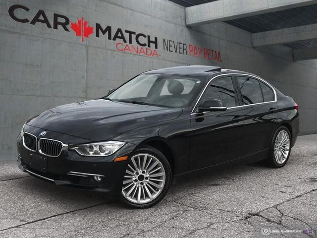 2014 BMW 3 Series 328i xDrive / LUXURY / NO ACCIDENTS