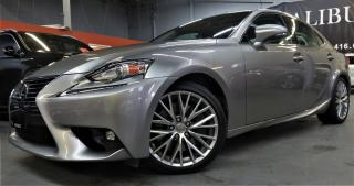 Used 2016 Lexus IS 300 HEATED/AIR COOLED SEATS AWD for sale in North York, ON