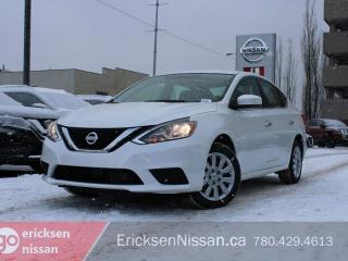 New 2019 Nissan Sentra S 4dr FWD Sedan for sale in Edmonton, AB