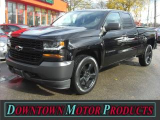 Used 2017 Chevrolet Silverado 1500 Double Cab 4WD for sale in London, ON