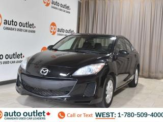 Used 2012 Mazda MAZDA3 Gs-sky, Fwd, 2.0L I4, Cloth heated seats, Sunroof for sale in Edmonton, AB