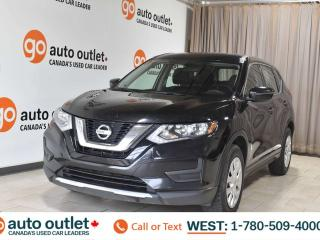 Used 2017 Nissan Rogue Sv, 2.5L I4, Awd, Heated cloth seats, Backup camera, Bluetooth for sale in Edmonton, AB