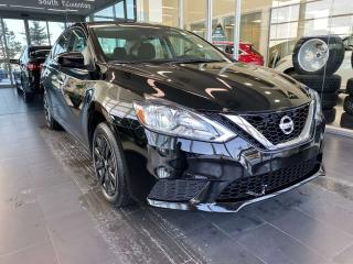 Used 2017 Nissan Sentra ACCIDENT FREE, CRUISE CONTROL, BLUETOOTH, A/C for sale in Edmonton, AB