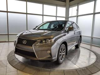 Used 2014 Lexus RX 350 for sale in Edmonton, AB