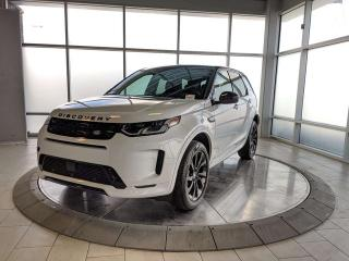 New 2020 Land Rover Discovery Sport R-Dynamic HSE MHEV for sale in Edmonton, AB