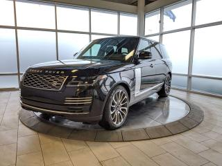 New 2020 Land Rover Range Rover Autobiography LWB for sale in Edmonton, AB