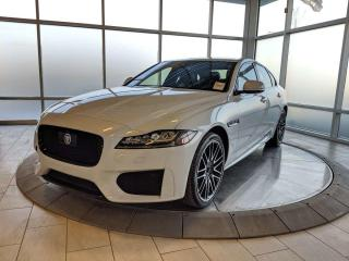 New 2020 Jaguar XF LIMITED TIME SPECIAL - 0% FINANCING AVAILABLE! for sale in Edmonton, AB