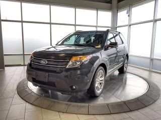 Used 2013 Ford Explorer LIMITED | H/C Leather Seats | NAV for sale in Edmonton, AB