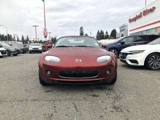 Used 2008 Mazda Miata MX-5 GT - Low Mileage Excellent History, for sale in Campbell River, BC
