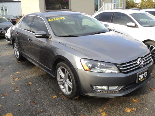 2013 Volkswagen Passat HighlineNAVIGATION,CAMERA