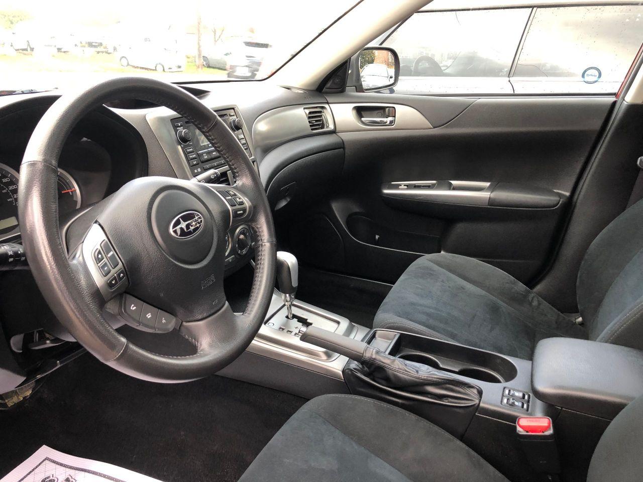 2011 Subaru Impreza
