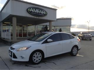 Used 2012 Ford Focus SE / GREAT STUDENT CAR for sale in Tilbury, ON