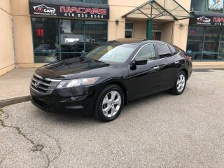 Used 2010 Honda Accord Crosstour EX-L**NAVIGATION**1 OWNER** for sale in North York, ON