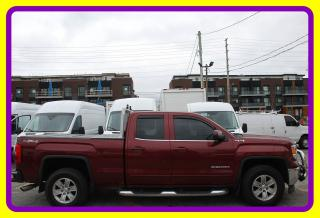 Used 2014 GMC Sierra 1500 4X4, SLE, Ext. Cab, Loaded for sale in Woodbridge, ON