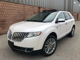 Used 2012 Lincoln MKX ***SOLD*** for sale in Toronto, ON