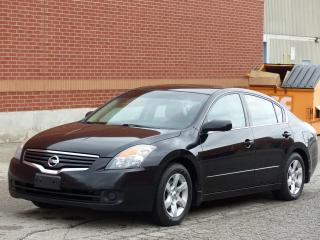 Used 2009 Nissan Altima LEATHER,2.5SL,NO-ACCIDENT,FULLY LOADED,HEATED SEAT for sale in Mississauga, ON