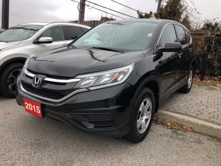 Used 2015 Honda CR-V LX for sale in Toronto, ON