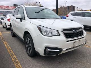 Used 2017 Subaru Forester 2.5i Limited, low mileage for sale in Toronto, ON