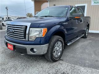 Used 2011 Ford F-150 XLT for sale in Tilbury, ON