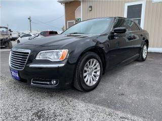 Used 2014 Chrysler 300 Touring  for sale in Tilbury, ON