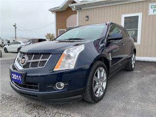 Used 2011 Cadillac SRX Premium for sale in Tilbury, ON