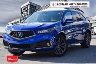 Used 2019 Acura MDX A-Spec for sale in Thornhill, ON