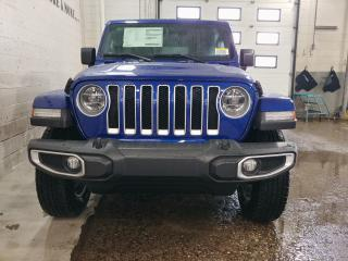 New 2020 Jeep Wrangler Unlimited Sahara 4X4 for sale in Calgary, AB