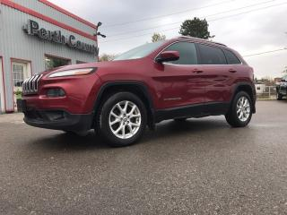 Used 2014 Jeep Cherokee ** North ** V6** 4x4** Local Trade** Remote Start* for sale in Mitchell, ON