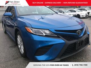 Used 2018 Toyota Camry | LOW KM | HEATED SEATS | for sale in Toronto, ON