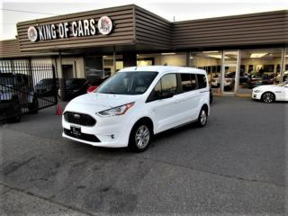 Used 2019 Ford Transit Connect Wagon XLT 6 PASSENGER for sale in Langley, BC