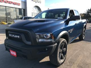 Used 2019 RAM 1500 Classic Warlock Crew 4x4 V8 for sale in Hamilton, ON