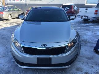 Used 2012 Kia Optima 4dr Sdn Auto for sale in Hamilton, ON