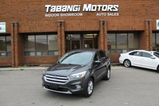 Used 2017 Ford Escape SE I NO ACCIDENTS I REAR CAM I KEYLESS ENTRY I POWER OPTIONS for sale in Mississauga, ON