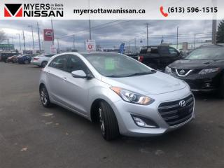 Used 2016 Hyundai Elantra GT Limited  - Leather Seats - $105 B/W for sale in Ottawa, ON