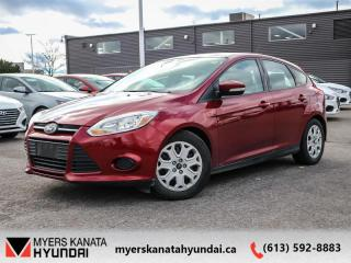 Used 2014 Ford Focus SE  - $87 B/W - Low Mileage for sale in Kanata, ON