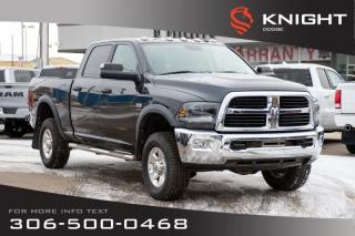 Used 2015 RAM 2500 Power Wagon for sale in Swift Current, SK