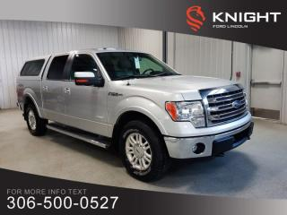 Used 2013 Ford F-150 Lariat for sale in Moose Jaw, SK