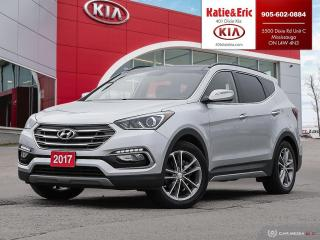 Used 2017 Hyundai Santa Fe Sport 2.0T Limited for sale in Mississauga, ON