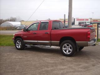 Used 2008 RAM 1500 Crew Cab for sale in Fenelon Falls, ON