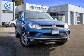 Used 2016 Volkswagen Touareg 3.6L Highline <b>*LEATHER* *SUNROOF* *NAVIGATION* *HEATED SEATS*  *BLUETOOTH*<b> for sale in Surrey, BC
