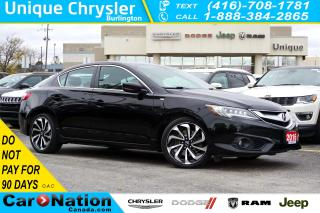Used 2016 Acura ILX A-SPEC| NAV| ELS| RACE PEDALS| LUX-SUEDE SEATS for sale in Burlington, ON