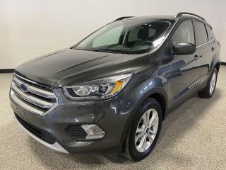 Used 2017 Ford Escape SE Panoramic Roof, Heated Seats With Apple Carplay for sale in Calgary, AB