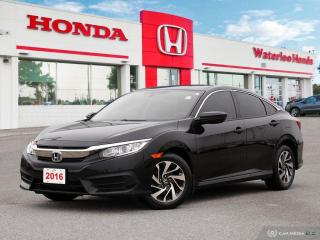 Used 2016 Honda Civic EX Sold Pending Customer Pick Up! for sale in Waterloo, ON