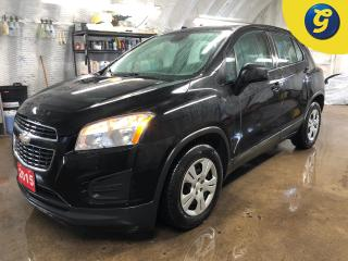 Used 2015 Chevrolet Trax On star * Voice recognition * Power lumbar drivers seat * Phone connect * Climate control * Hands free steering wheel controls * Keyless entry * Trip for sale in Cambridge, ON