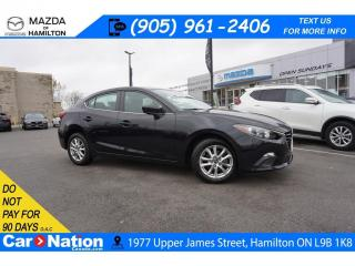 Used 2016 Mazda MAZDA3 GS | SUNROOF | NAV | HEATED SEATS | REAR CAM for sale in Hamilton, ON