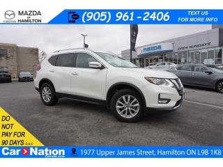Used 2018 Nissan Rogue SV | AWD | HEATED SEATS | REAR CAM | XM RADIO for sale in Hamilton, ON