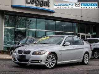 Used 2009 BMW 335xi 335i xDrive - LEATHER, BLUETOOTH, MOONROOF, FOGLIGHTS for sale in Burlington, ON