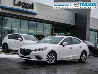 Used 2015 Mazda MAZDA3 GS- AUTOMATIC, BLUETOOTH, HEATED SEATS for sale in Burlington, ON